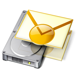 Backup Outlook Icon